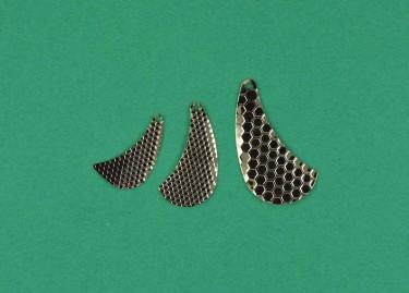Hatchet Spinner Blades